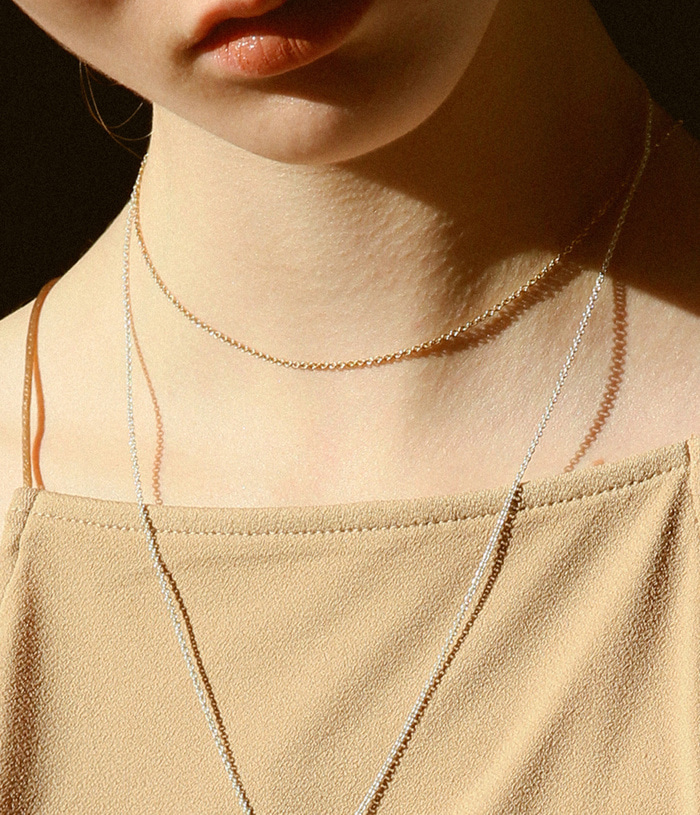 chain gold necklace SS17