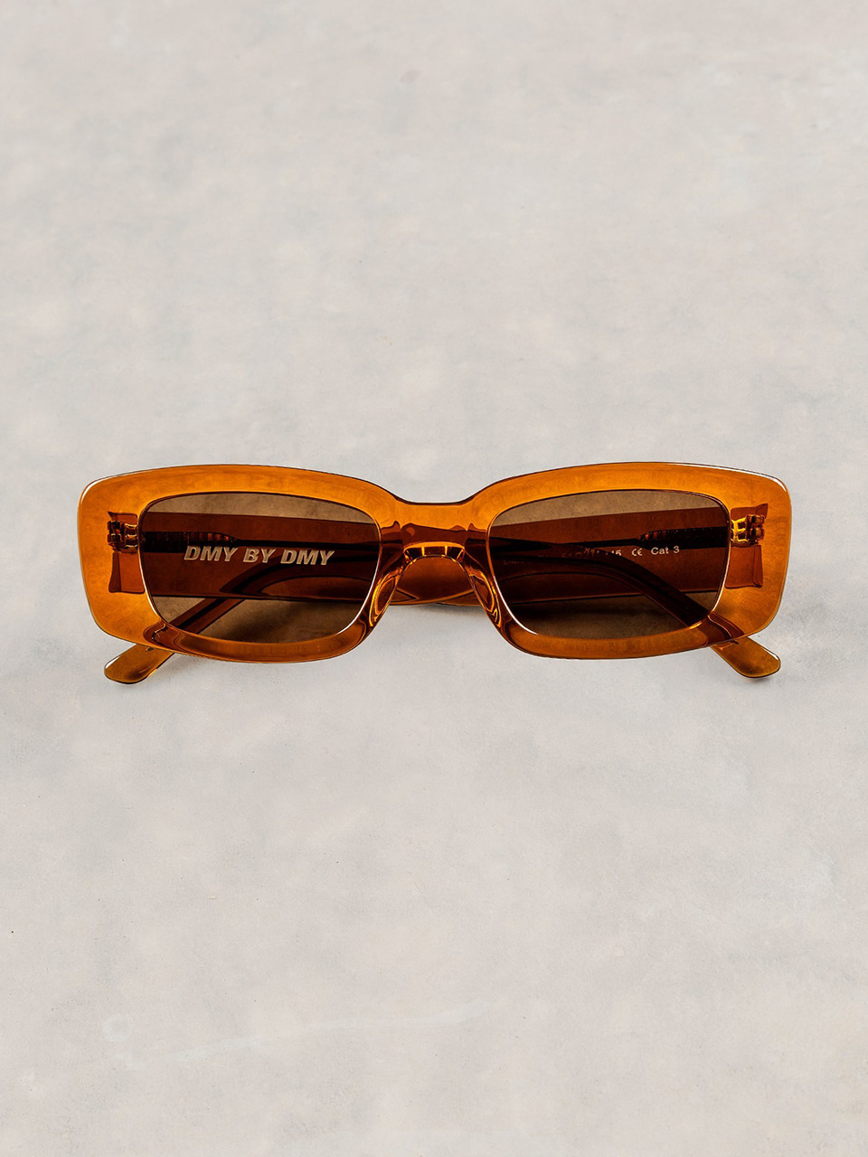 *NEW* PRESTON (Transparent Amber)